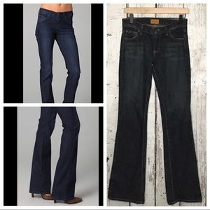 James preserved bootcut jeans
